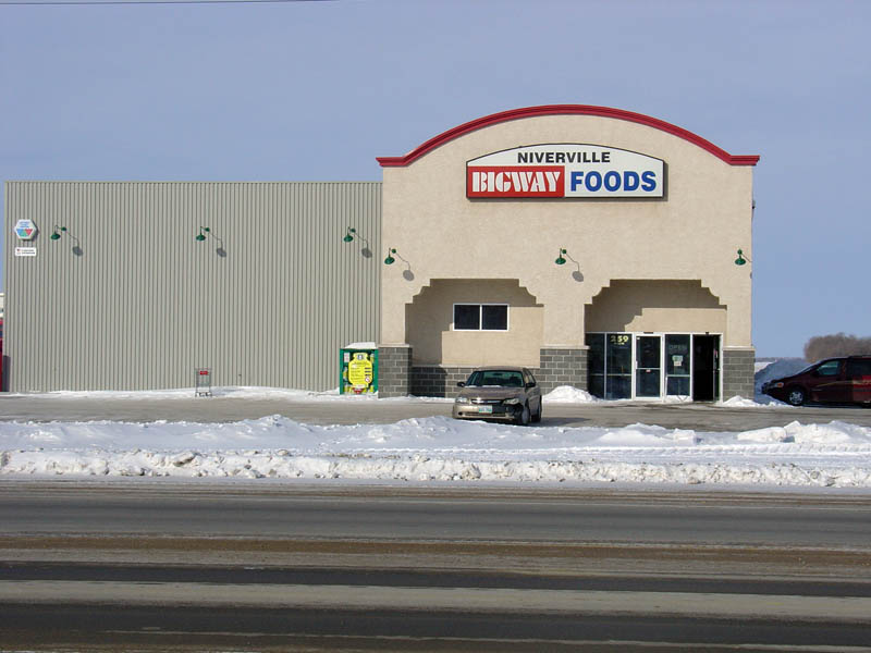 Niverville Bigway Foods - Completed - Our Projects - Von Ast Construction (2003) Inc. - General Contractor - Design Build