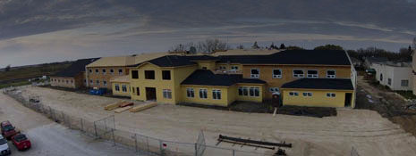 In Progress Projects - Von Ast Construction (2003) Inc. - General Contractor - Design Build